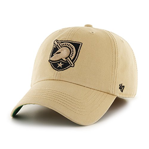 '47 NCAA Mississippi State Bulldogs Franchise Fitted Hat, Light Gold, X-Large ()