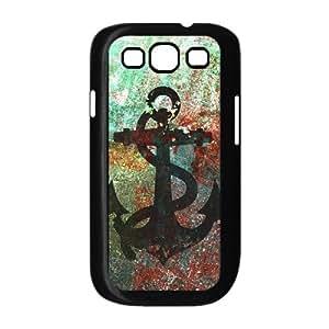 Sailor Anchor Brand New Cover Case for Samsung Galaxy S3 I9300,diy case cover ygtg574157