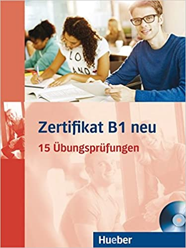 Zertifikat B1 Neu Prüfungsvorbereitung übungsbuch Mp3 Cd