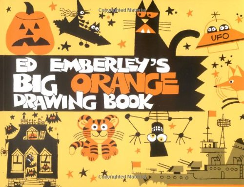 Ed Emberley's Big Orange Drawing Book by LB Kids (Image #2)