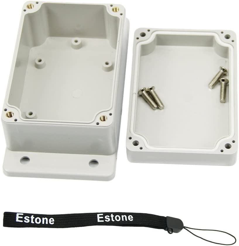 PAC TEL HPLS-9VB PLASTIC  ELECTRIC ENCLOSURE