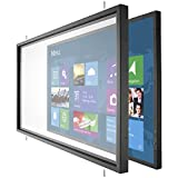 NEC Infrared Multi-Touch Overlay Accessory for the V463 Large Screen Display OL-V463