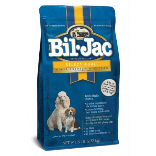 Bil-Jac Select Dry Dog – 6 lb