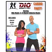 DIO Cardio Party with Billy Blanks Jr. & Sharon Catherine Blanks