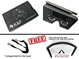 Google Cardboard V2 Virtual Reality 3D Kit Compatible With 3.5