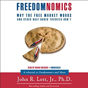 Freedomnomics Audiobook