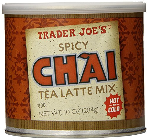 Trader Joe's Spicy Chai Tea Latte Mix Chai Latte Mix