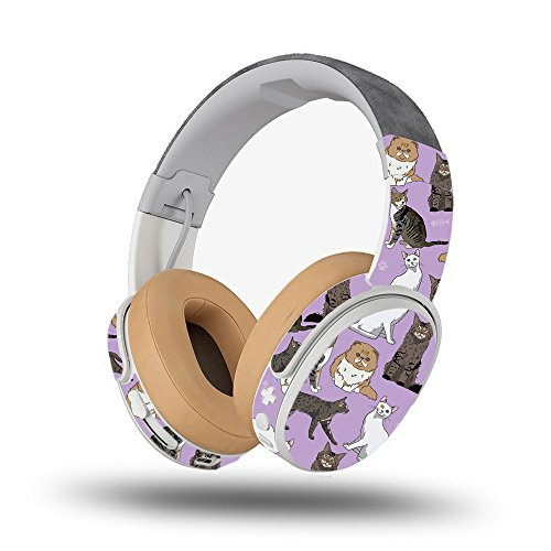 MightySkins Skin for Skullcandy Crusher Wireless - Cat Chaos