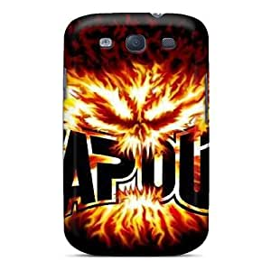 Premium Durable Tapout Fashion Galaxy S3 Protective Cases Covers