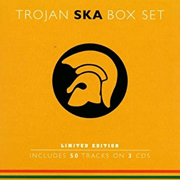amazon trojan ska box set lee scratch perry 輸入盤 音楽