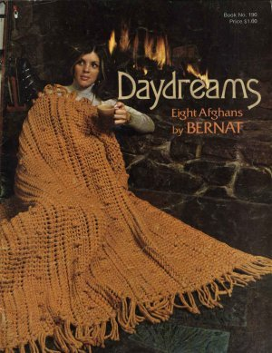 Daydreams - Eight Afghans by - Crochet Bernat Patterns