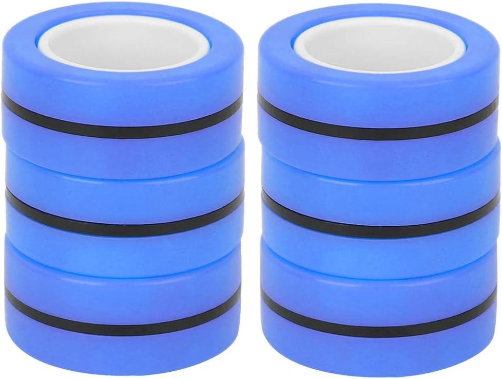 f/ür Erwachsene Kinder Blue Fingerspitzenspielzeug 03 Zappeln Spielzeug Entpacken Spielzeug Fingerspielzeug Magnetringe