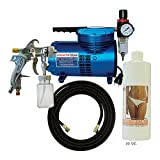 Paasche Quick Application Airbrush Tanning Kit