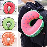 Best Disney Pillow For Neck And Shoulder Pains - Ngan Store U-Shaped Office Nap Pillow, Fruit Nanoparticles Review