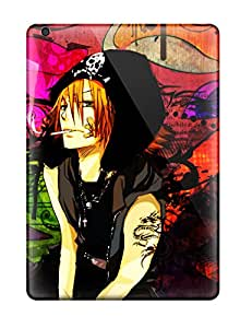 High-quality Durability Case For Galaxy S4(blondes Tattoos Anime Boys Color Vector)