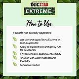 Tecnu Extreme Poison Ivy & Oak Scrub, Removes