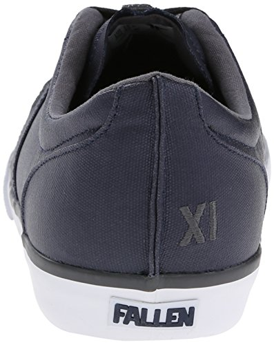 Fallen Damen Chief XI Skateboard Schuh MIDNIGHT BLUE/CEMENT GRAY
