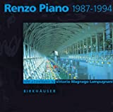 img - for Renzo Piano 1987-1994 book / textbook / text book
