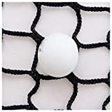 Ball Net,Backstop Net,Window Balcony Stair Safety for Kids Pet Cargo Net Garden Plant Decoration Fence Outdoor Barriere Net Ball Stop Goal Cord Netting,Square Mesh Size to Dia 4mm