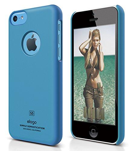 Elago Slim Fit Case for iPhone 5C Blue