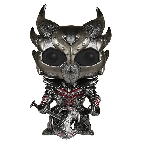 FunKo POP Games - Skyrim - Daedric Warrior