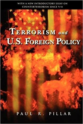 terrorism and u s foreign policy paul r pillar  terrorism and u s foreign policy paul r pillar 9780815770770 com books