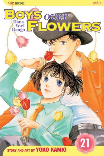 Boys Over Flowers, Vol. 21 -