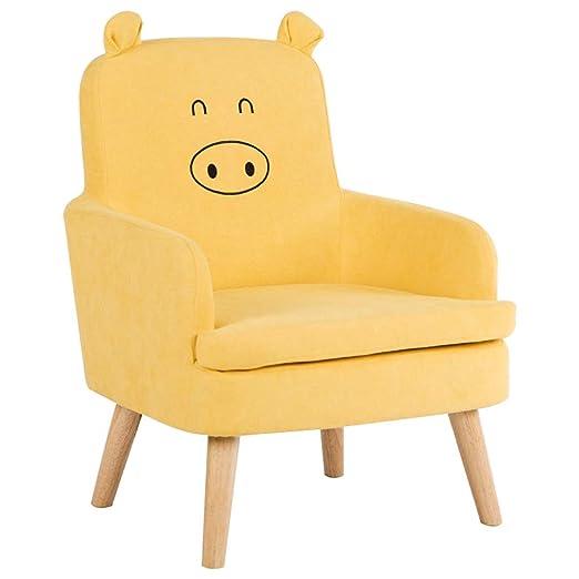 Cxiao Asiento del sofá para niños, niños y niñas de 6-18 ...