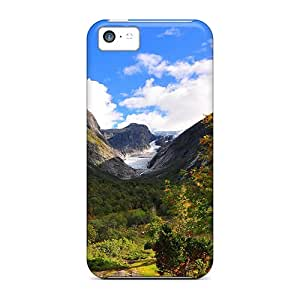 Mountainscape Case Compatible With Iphone 5c/ Hot Protection Case