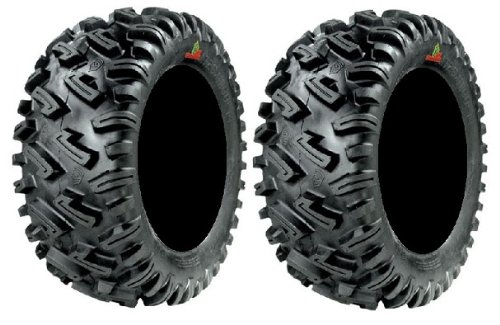 Pair of GBC Dirt Commander (8ply) ATV Tires [26x9-12] (2)