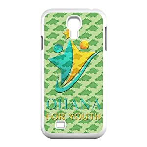 Cartoon Ohana for Samsung Galaxy S4 I9500 Phone Case 8SS458389