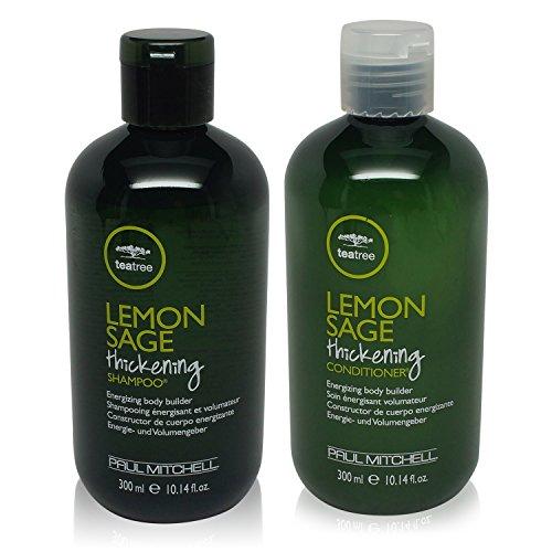 - Paul Mitchell Tea Tree Lemon Sage 10.14 oz Bottles Set
