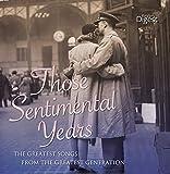 Readers Digest: Those Sentimental Years