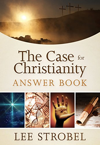 The Case for Christianity Answer Book (Answer Book Series) cover