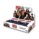 Walking Dead Comic Book Trading Cards (24 Packs)