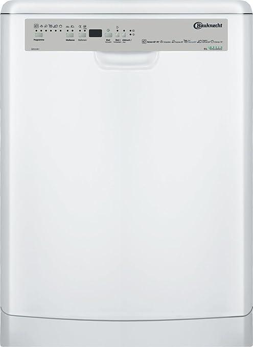 Bauknecht GSFK 6140 F WS lavavajilla - Lavavajillas (A, 1.16 ...