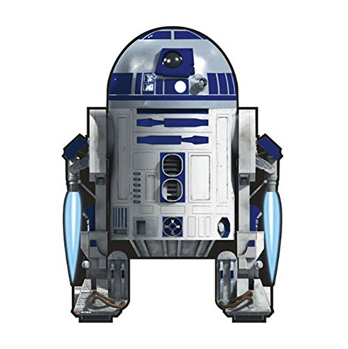 "Price comparison product image Star Wars Deluxe Nylon 32"" R2-D2 Kite"