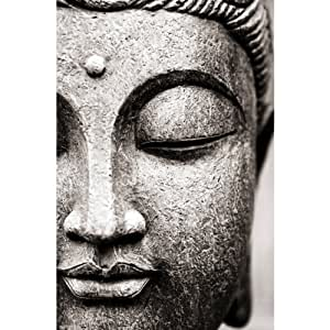 Amazon.com: Trends International Buddha Face Poster, 22 by