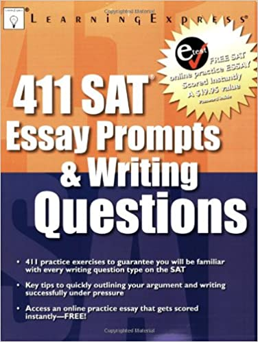 Essay On Good Health Amazoncom  Sat Essay Prompts  Writing Questions   Learningexpress Llc Editors Books English 101 Essay also Research Essay Proposal Amazoncom  Sat Essay Prompts  Writing Questions   Essay Science