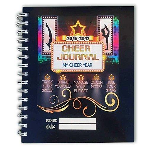 My Cheer Year: Cheer Journal, Skills Tracker, and Personal Organizer