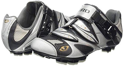 Giro Sica Damen MTB Schuhe grau/silber 2013: Größe: 37