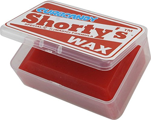 Shorty's Curb Candy Large Bar Skate Wax (Curb Skateboard Wax)