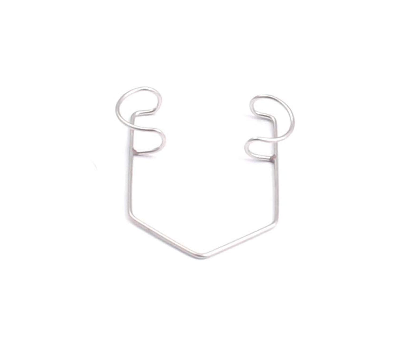 OdontoMed2011 Barraquer Wire Eye Speculum Stainless Steel (Medium)