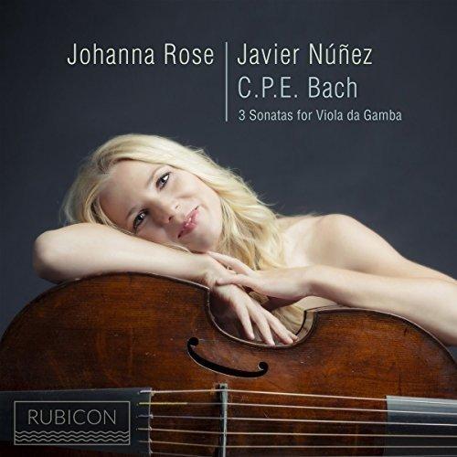Gamba Sonatas (C.P.E. Bach: 3 Sonatas for Viola da Gamba)