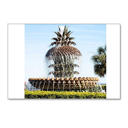 CafePress - Charleston SC Waterfront Park Postcards (Package O - Postcards (Package of 8), 6