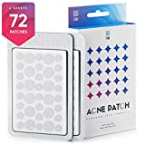 Acne Pimple Master Patch 72 dots - Absorbing Hydrocolloid Blemish Spot Skin Treatment