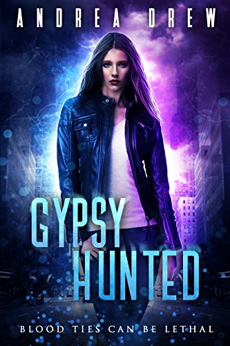Gypsy Hunted psychic paranormal romance ebook product image
