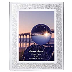 Sparkle Mirror Glass Picture Frame