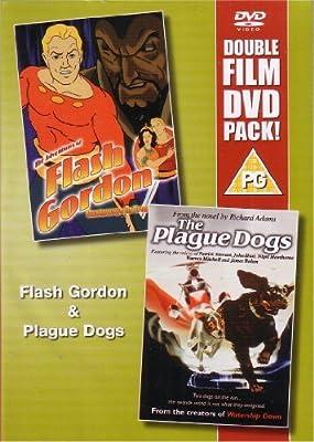 Flash Gordon & The Plague Dogs - Hollywood DVD Double Film DVD Pack!: Amazon.es: Gena Rowlands, Diane Lane, Neal McDonough, Chris Beetem, Carrie Preston: Cine y Series TV