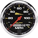 "Auto Meter Products SPEEDO 3 3/4"" 120 MPH BK AUTO Instrum..."